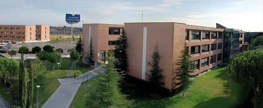 La Universidad Francisco de Vitoria certifica nuestros cursos
