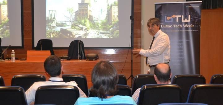 Implika y Obicex en Bilbao estuvieron presentes en  Bilbao Tech Week