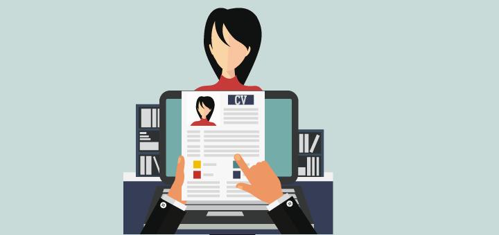 5 reglas para atrapar al reclutador con tu currículo