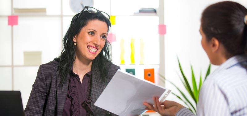 Trucos de persuasión para una entrevista de trabajo