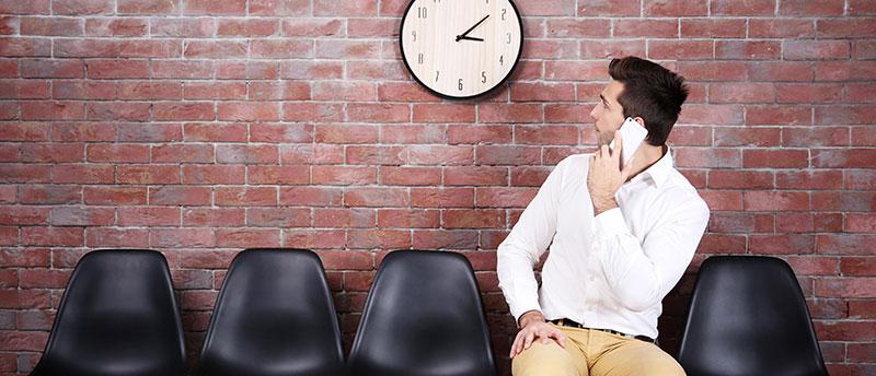 Cómo bordar una entrevista de última hora