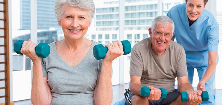 ¿Qué actividades puedo realizar con personas mayores?
