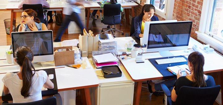 Lo que debes mirar en una oficina cuando vas a una entrevista de trabajo