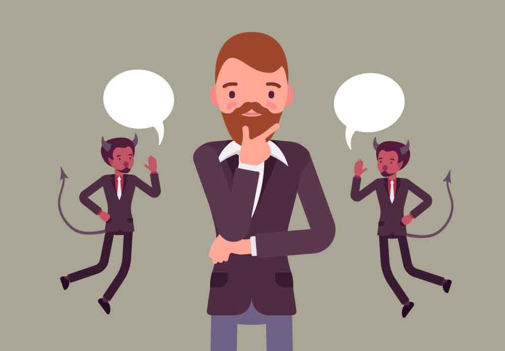 Pensamientos que debes evitar en tu búsqueda de empleo