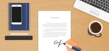 5 pasos para escribir una carta de presentación inmejorable