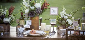 Descubre las últimas tendencias en organización de bodas