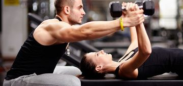 Quiero ser monitor de gimnasio, ¿qué necesito?
