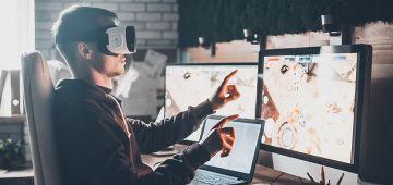 ¿Qué es qué? Animación 3D, Realidad Virtual, Aumentada, Renderizar ...