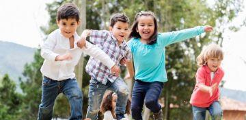 ¿Qué aprenden los niños entre los 0 y 6 años?