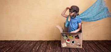 Los mejores ejercicios para desarrollar la creatividad en los niños