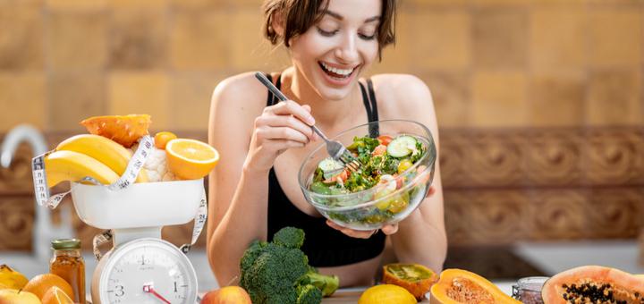 La nutrición vegana
