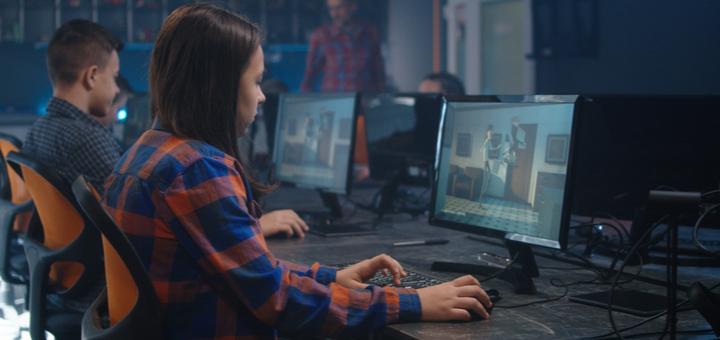 Animador 3D: qué estudiar para trabajar en animación