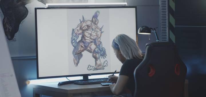 Qué hace un diseñador de videojuegos