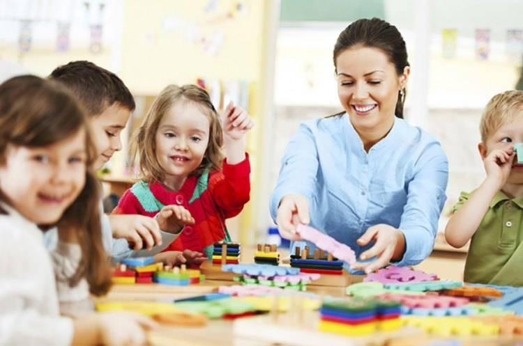 FP Oficial Técnico Superior Educación Infantil