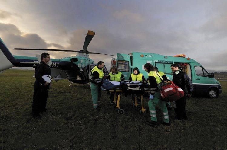 Curso en Emergencias Sanitarias